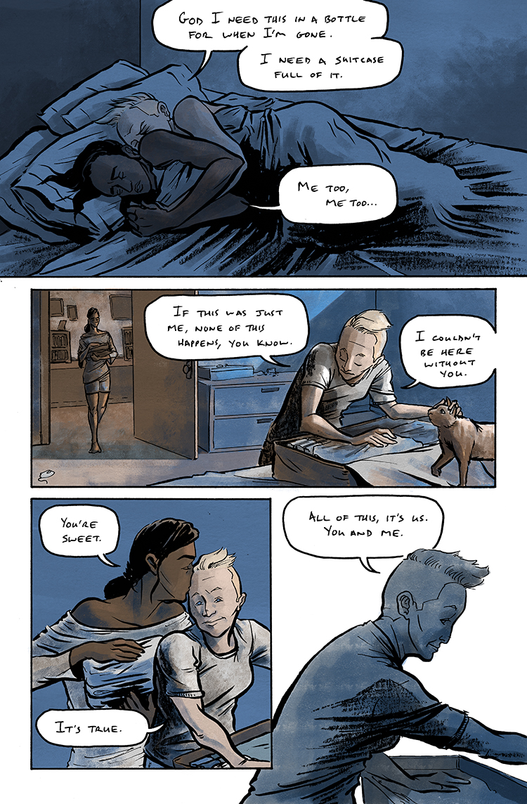 Relativity Page 5: Packing