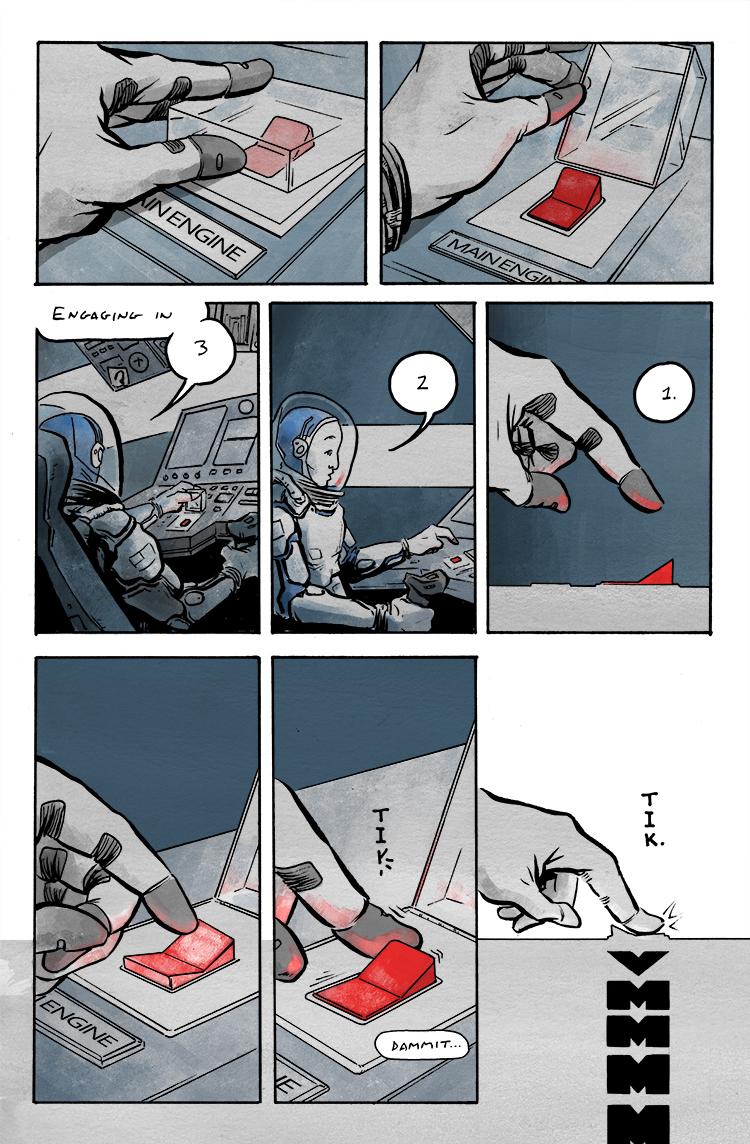 Relativity Page 9: Tik.