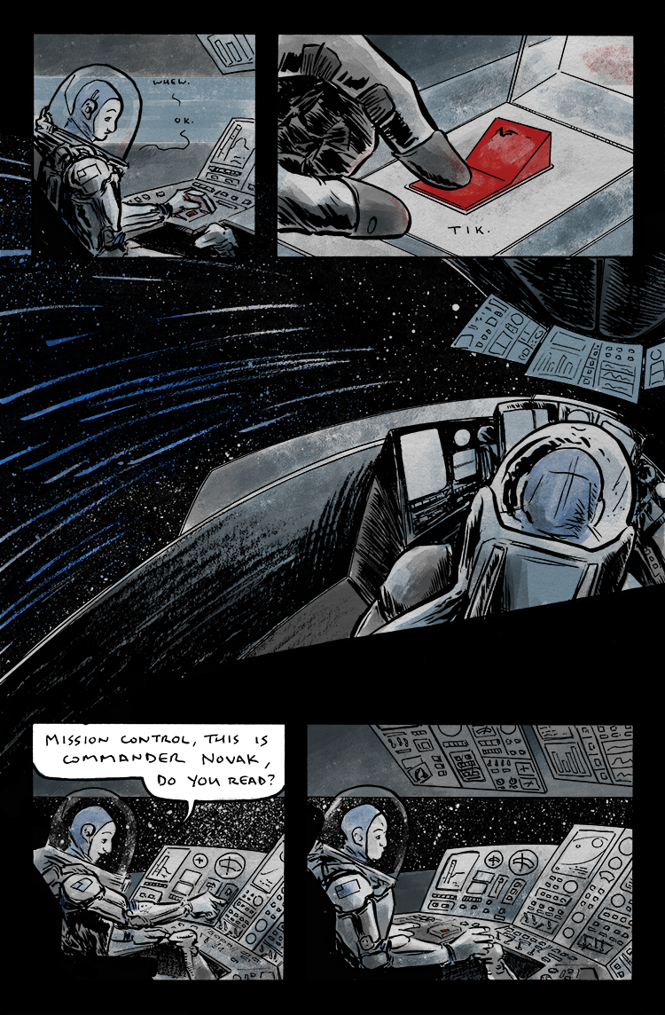 Relativity Page 21: Stop