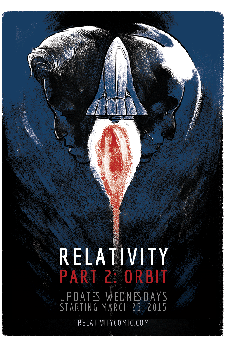 Relativity Page 0: Cover