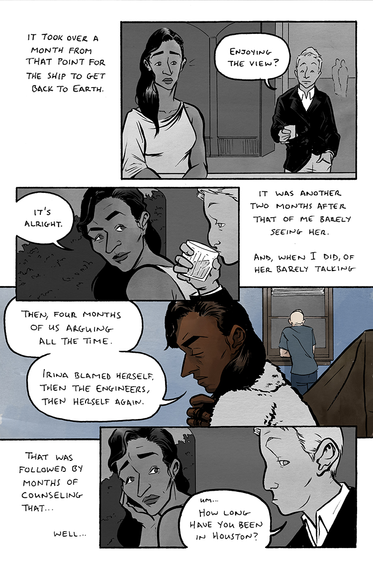 Relativity Page 10: The View