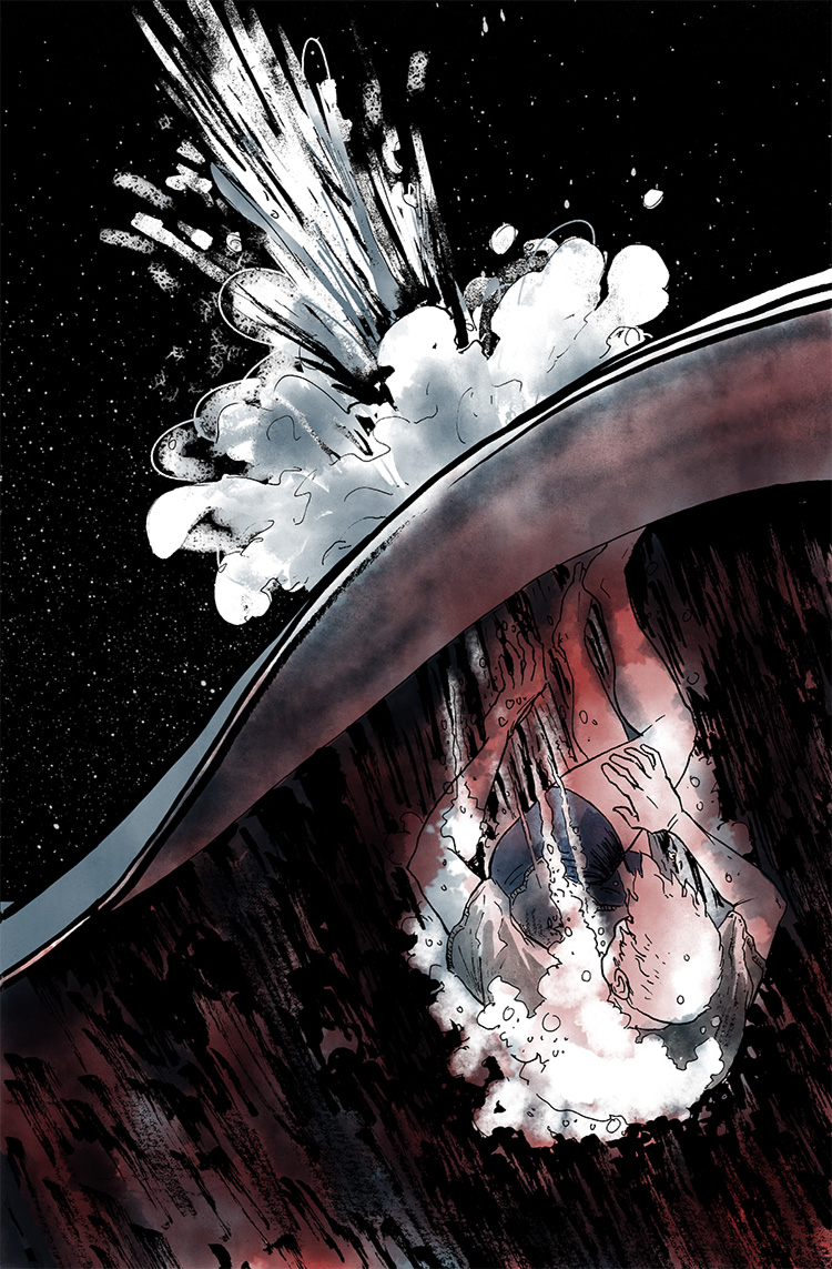 Relativity Page 25: Splashdown