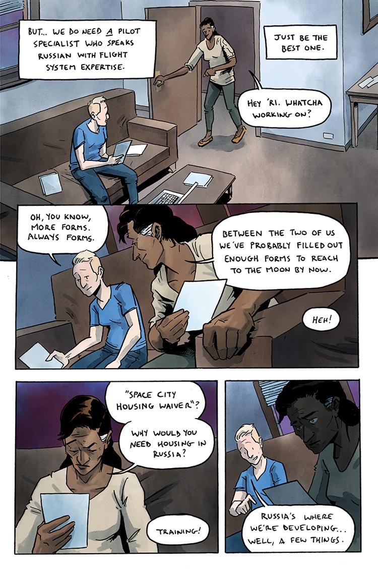 Relativity Page 55: Star City